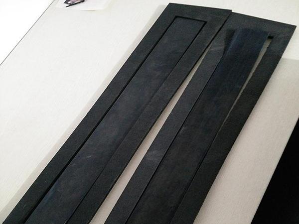 濟南橡膠彈性墊片生產廠家