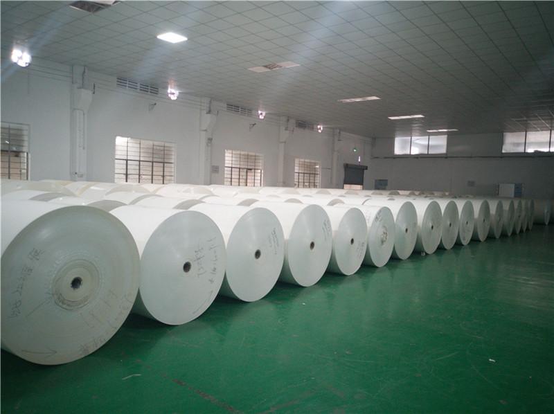 佛山PE淋膜纸供应,铝箔淋膜纸供应