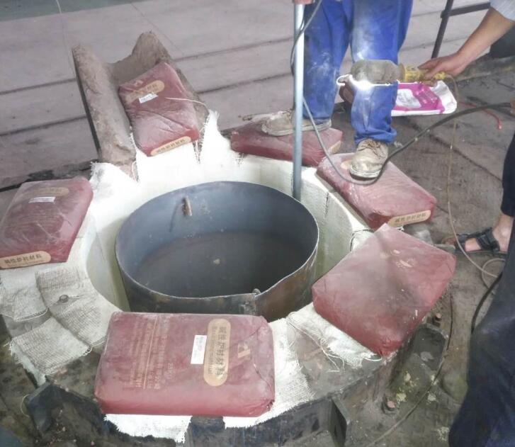 河南耐火炉衬材料多少钱一吨