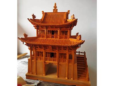 甘南古建筑雕塑修复,古代建筑维修预算