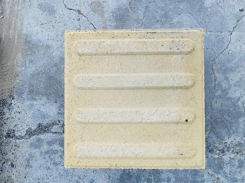 新郑地铁盲道砖批发价格,条形盲道砖哪里有,盲点砖施工,透水导盲砖批发价格