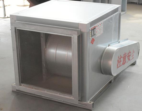 河南玻璃鋼柜式離心風機箱維修