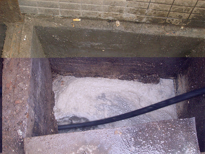 上街区饭店隔油池清理施工费用