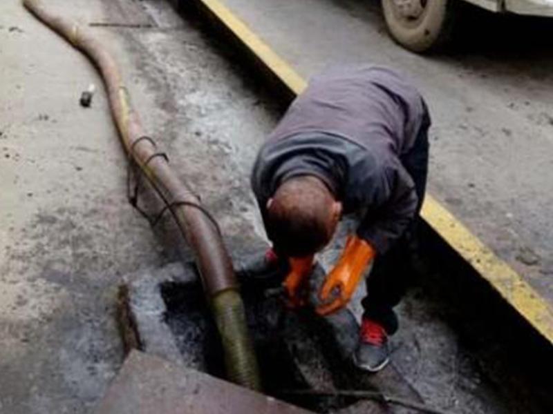 金水区工厂化粪池清理项目