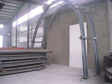 25u型钢支架-山西矿用u型钢棚-厂家批发u型钢支架