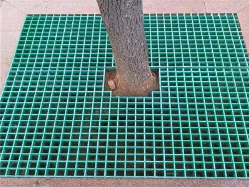 生产厂家供应玻璃钢格栅树篦子树池树穴树坑树围篦子格栅盖板