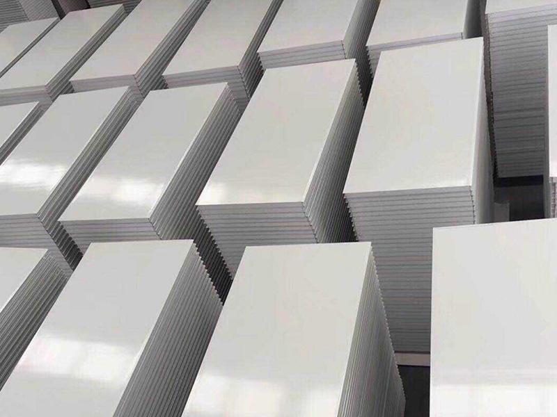兰州玻镁净化彩钢板批发,净化夹心彩钢板供应