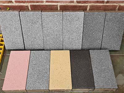 嘉峪關灰色仿石磚應用,深灰色仿石磚生產廠家