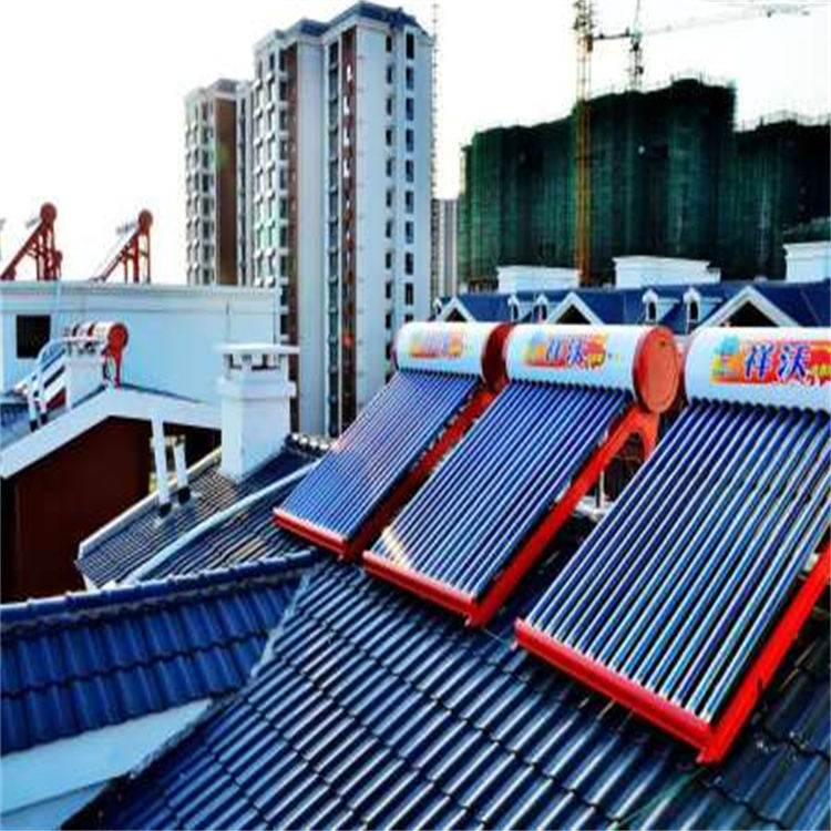 河北阳台分体壁挂太阳能报价