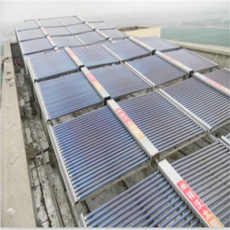 北京阳台壁挂太阳能工程供应商,太阳能热水器集热工程施工