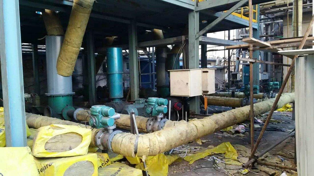 忻州脱硫塔保温板|在哪里能买到好用的锅炉脱硫除尘专用岩棉毡保温材料