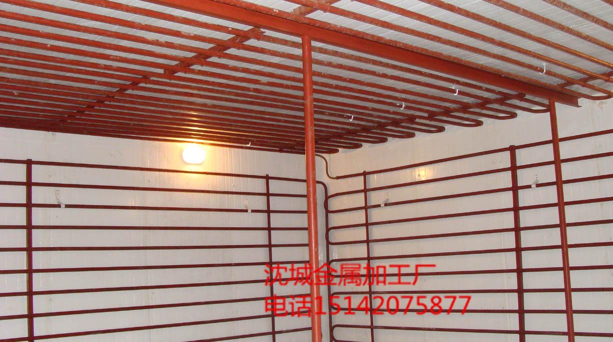 大量出售价格划算的冷库U型排管-松原冷库U型排管
