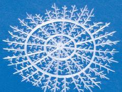 雪花片环保材料