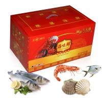 北京哪里有供应品质好的海鲜-海鲜礼品价格