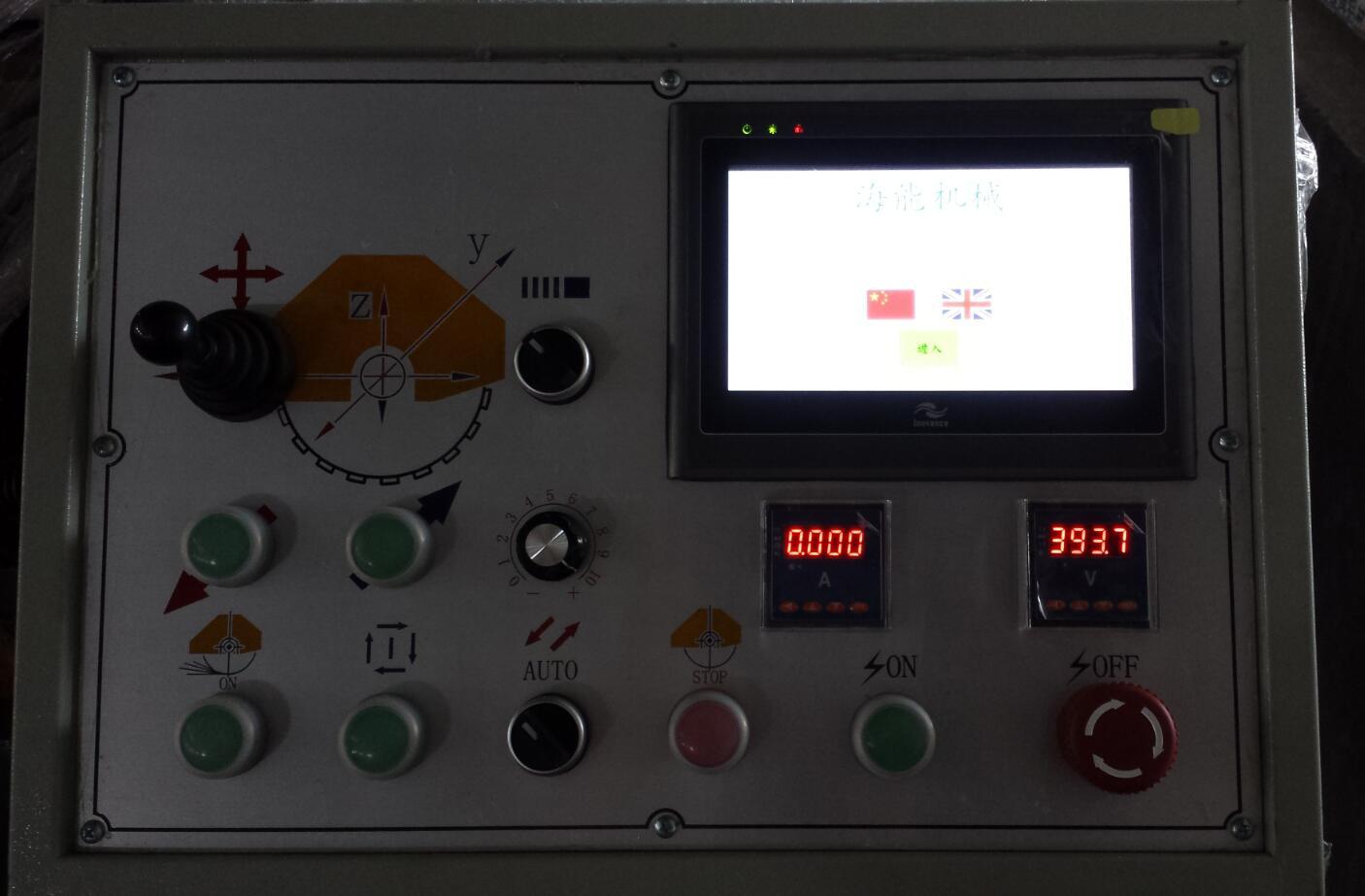 重庆红外线桥式切石机供给商|海能机器无限公司供给专业的红外线桥式切石机