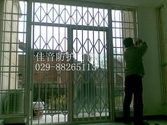 防盗窗供应-专业的防盗网活动防护窗火热供应中