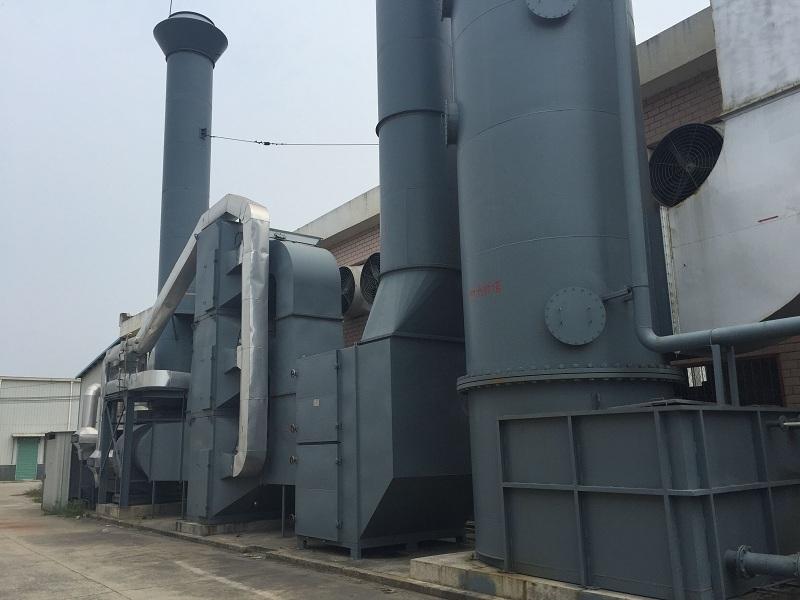专业的喷漆废气处理设备公司推荐,环保设备厂家