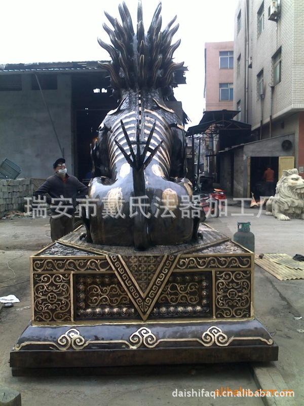 温州热卖铸铜麒麟_朝阳铸铜麒麟