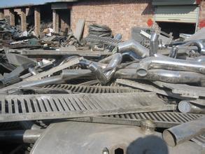 可靠的废不锈钢回收公司 番禺不锈钢回收