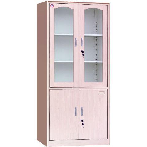 南宁哪里有办公文件柜卖_广西好品质玻璃对开档案柜推荐