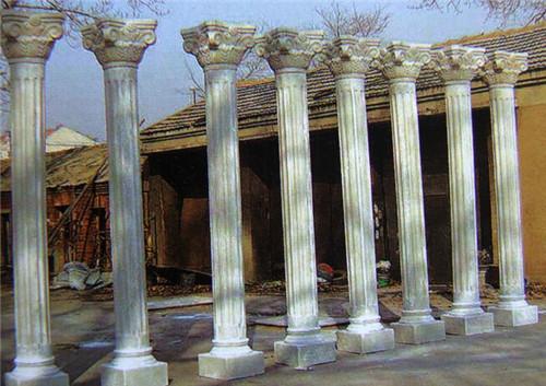 南宁罗马柱生产厂家-广西抢手罗马柱供应