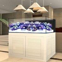 信誉度高的苏州观赏鱼缸厂家您的品质之选_扬州观赏鱼缸