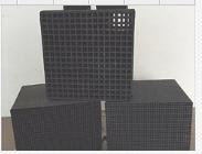 【用的著的好產品】蜂窩活性炭廠家——耐水蜂窩活性炭廠家