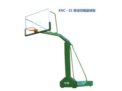 甘肃篮球架设施|兰州群星健身器材高品质的篮球架批发