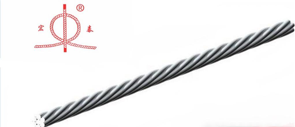 钢丝绳优质不♀锈钢丝绳价格如何-宏泰钢丝绳提供�@得很是高�d泰州地区有品质的线条栏杆用钢丝绳