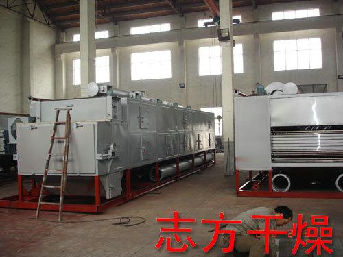 内蒙古单层列带式干燥机——规模大的DWT带式干燥机生产商