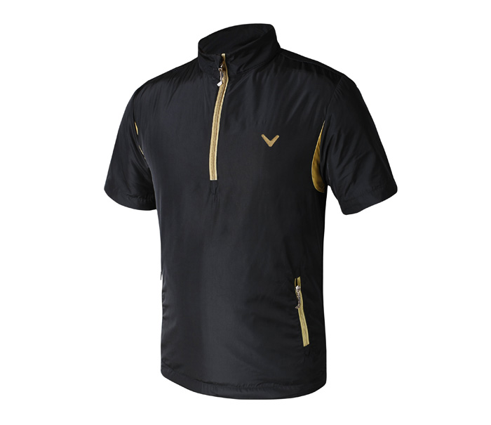 知名的高爾夫男士風衣供應商當屬晴天雨服飾_優惠的高爾夫服裝定制