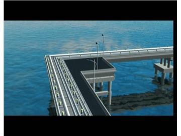 受欢迎的路桥动画推荐来四维水晶石