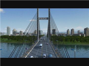 實力可靠的跨海大橋工程動畫就在武漢四維水晶石