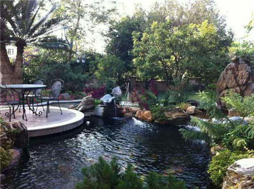 园林绿化找华爵园林景观,南宁园林设计推荐