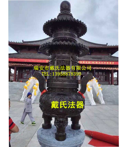 温州知名圆形香炉厂推荐 鹤壁铜香炉