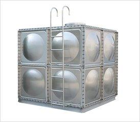 不锈钢水箱厂家 哪里可以买到热镀锌水箱