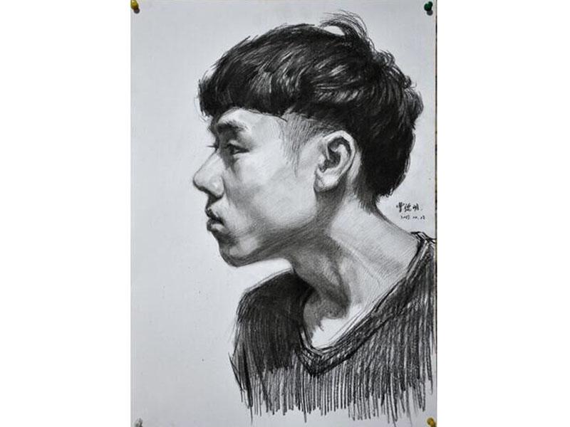 新动力:张店素描艺术培训【美术专业培训中心】