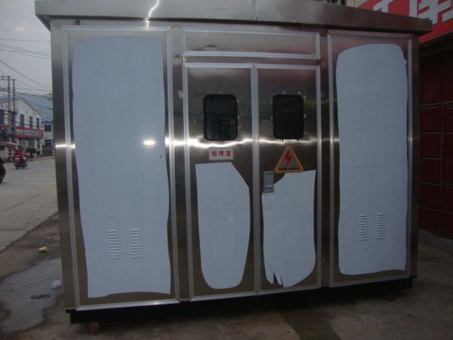 不锈钢箱式变电站口碑好,温州质量好的不锈钢箱式变电站厂家推荐