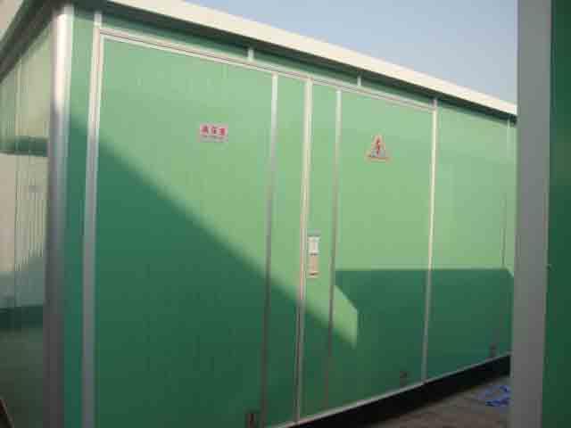美变YB-12/0.4_温州区域领先的欧式箱体变电站