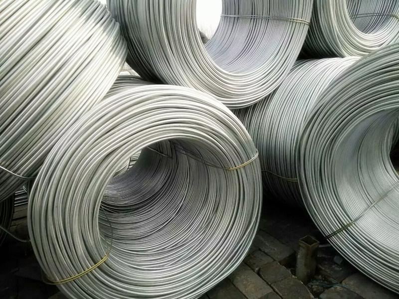 河北镀锌盘条-优良的热镀锌盘条就在冀中轧钢厂