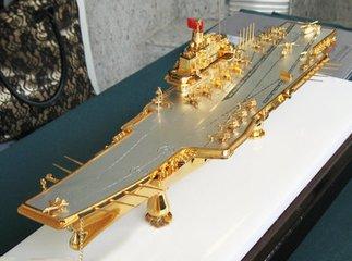 军舰模型供应厂家