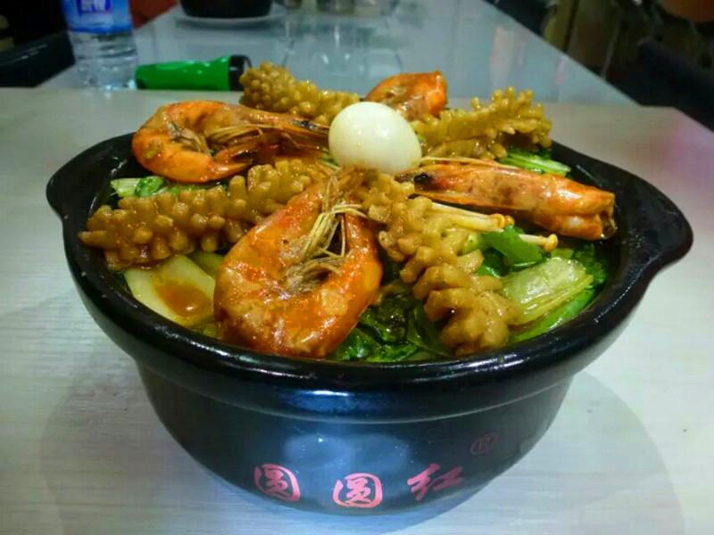 天水砂锅加盟费用-砂锅加盟找圆圆红砂锅