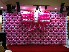 知名的青岛寿宴公司——青岛逗儿乐彩球 莱芜青岛寿宴策划