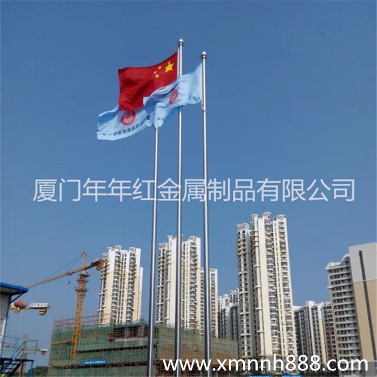 旗桿不銹鋼旗桿手動電動旗桿旗桿廠家信息 年年紅供應專業的旗桿