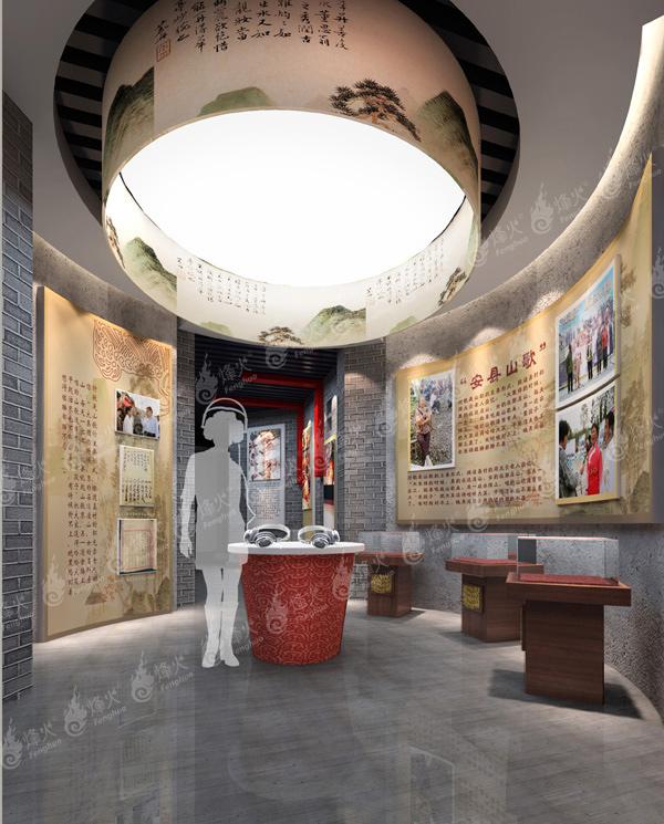 靠谱的博物馆设计策划公司_成都烽火 汶川博物馆