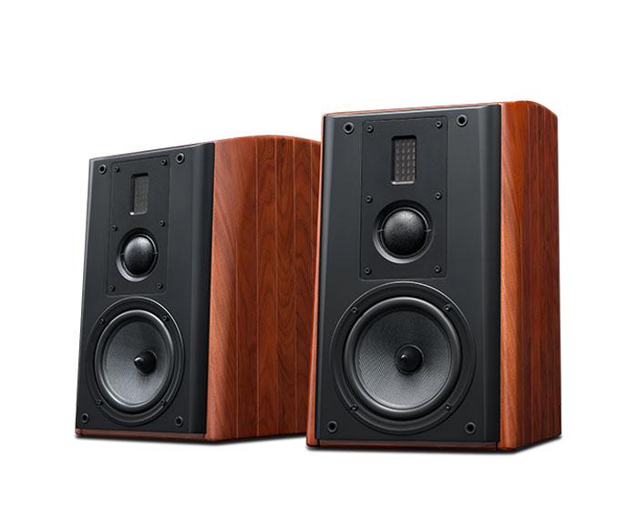 泉州哪里能买到物超所值的HiVi惠威 M3 Plus音乐书架箱 惠威音响供应厂家