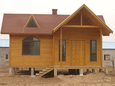 木屋你值得拥有 防腐木屋价格
