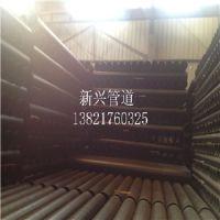 黄骅新兴铸铁管国标A型W型B型铸铁管各种铸铁管件