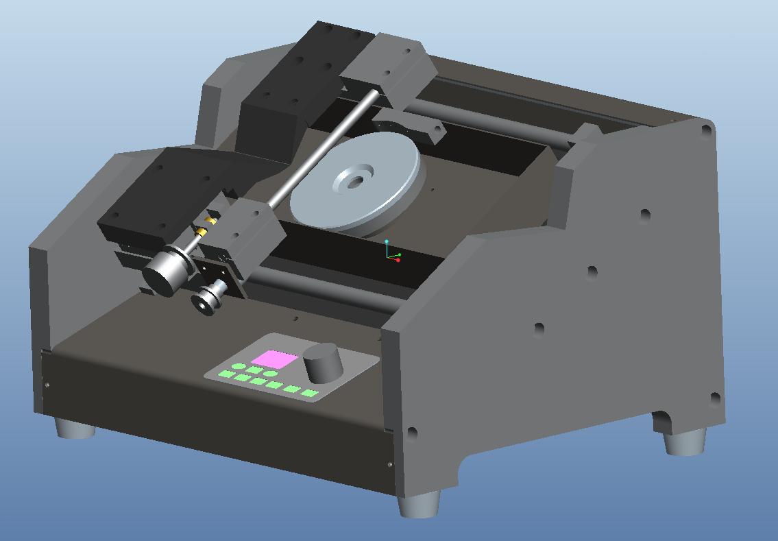 汕尾精密光学倒角机――紫凤光电科技提●供销量好的精密光学倒角机