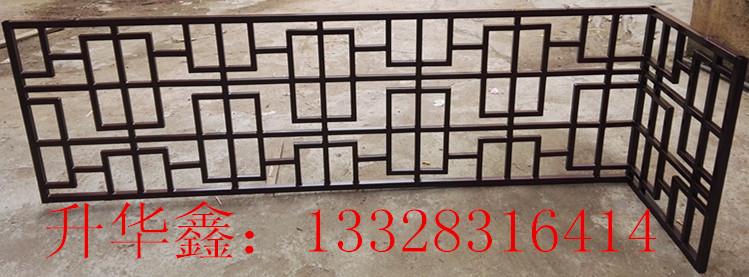 質量好的窗格欄桿升華鑫五金品質推薦 漳州木紋烤漆焊接